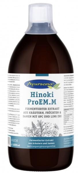 Ayursana - Enzymkonzentrat ProEM.M (1.000 ml)