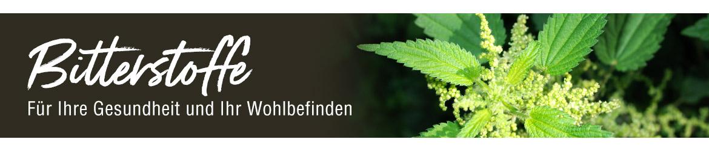 Bitterstoffe - Für Ihre Gesundheit und Ihr Wohlbefinden