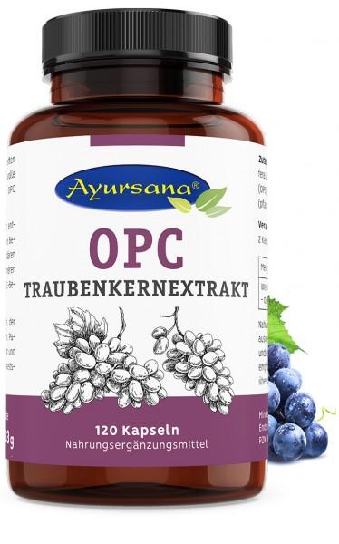 Ayursana - OPC-Kapseln (120 Stück)