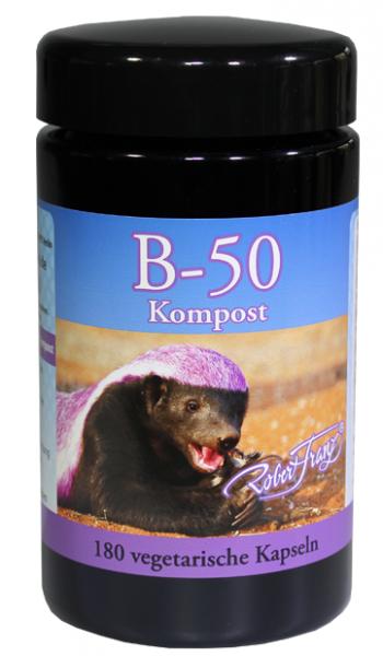 Robert Franz - Vitamin B-50-Kompost (180 Kapseln)