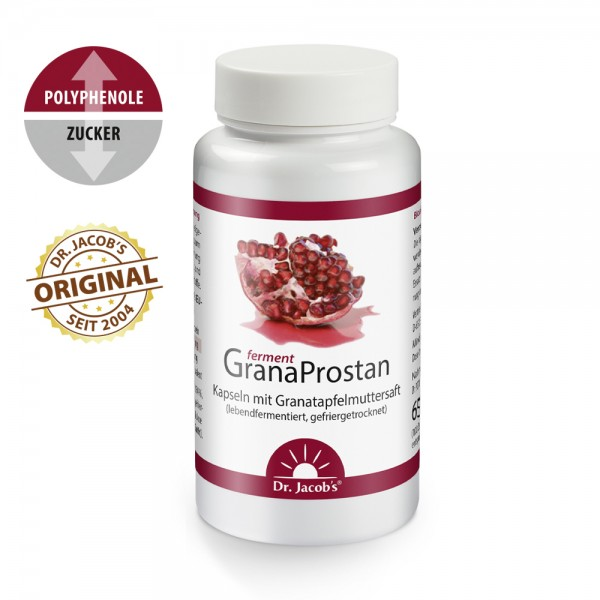 Dr. Jacob's - GranaProstan ferment (100 Kapseln) Produkt
