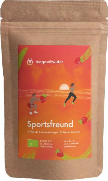 Teegeschwister - Sportsfreund (85 g)