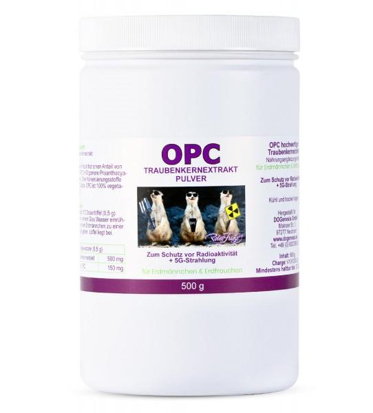 Robert Franz - OPC Traubenkernextrakt (500 g Pulver)