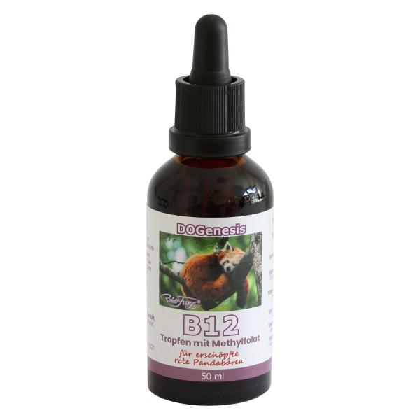 Robert Franz - B12 Tropfen für erschöpfte rote Pandabären (50 ml)
