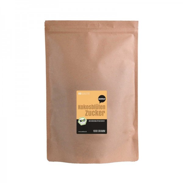 Wohltuer - Bio Kokosblütenzucker (1000 g)