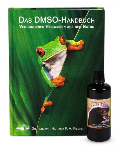 Set: Robert Franz – DMSO & Das DMSO-Handbuch: Verborgenes Heilwissen aus der Natur