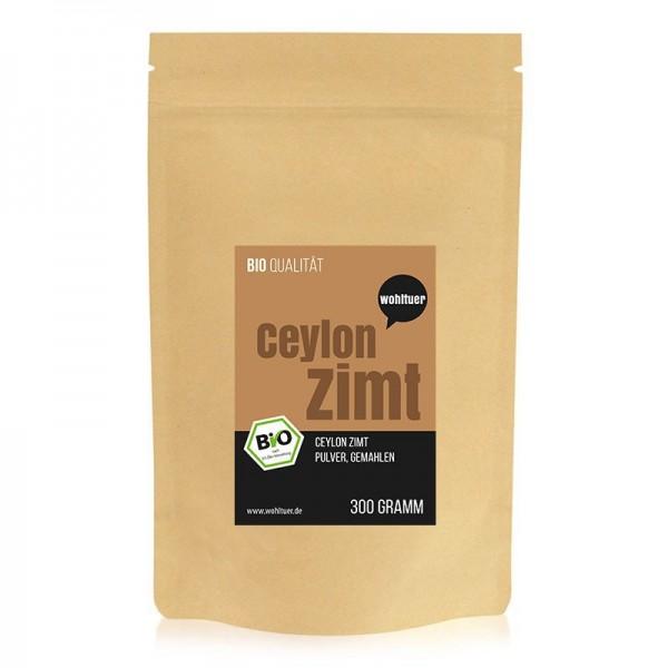 Bio Ceylon Zimt (300 g)