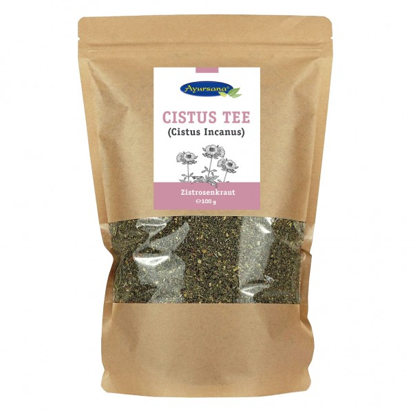 Ayursana - Cistus Incanus Tee (100 g)