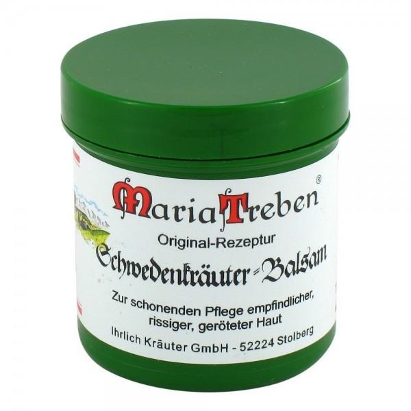 Ihrlich - Maria Treben Schwedenkräuter Balsam (100 ml)