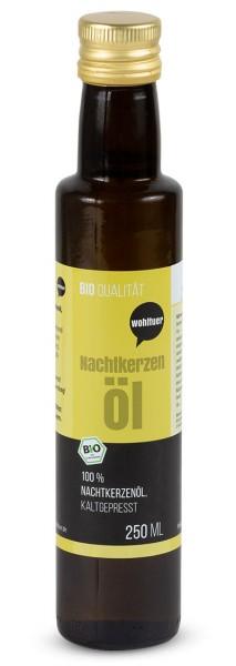 Wohltuer - Bio Nachtkerzenöl (250 ml)