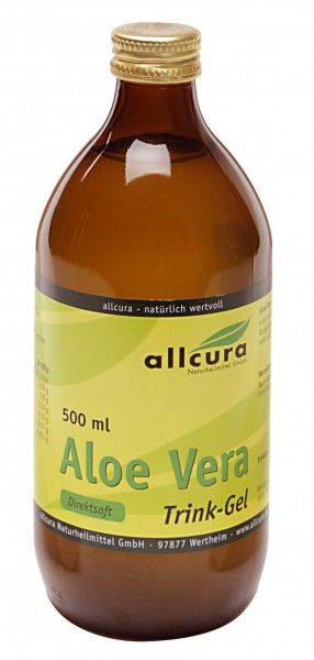 Allcura - Aloe Vera Trink Gel (500 ml)