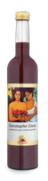 Dr. Jacob's - Granatapfel Elixier (500 ml)