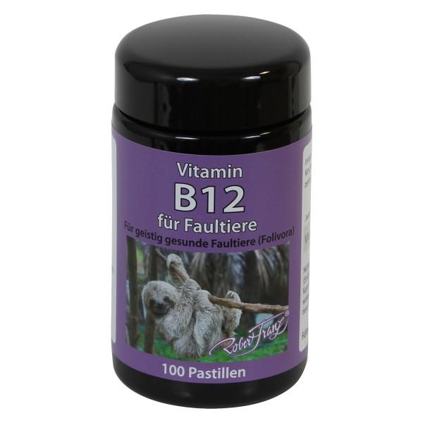 Robert Franz - Vitamin B12 1.000 mcg (100 Pastillen)