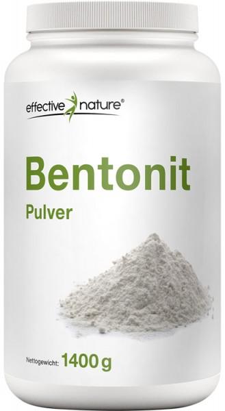 Effective Nature - Bentonit (1400 g)