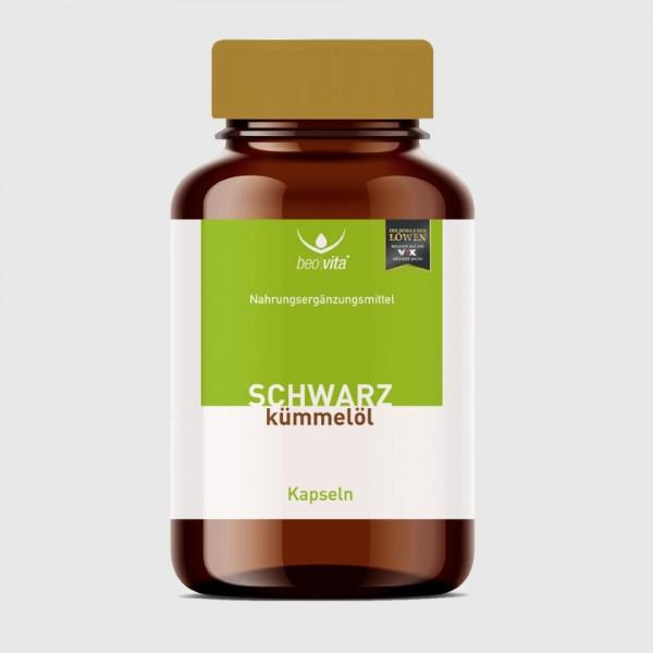 Beovita - Schwarzkümmelöl Kapseln (400 Stück)