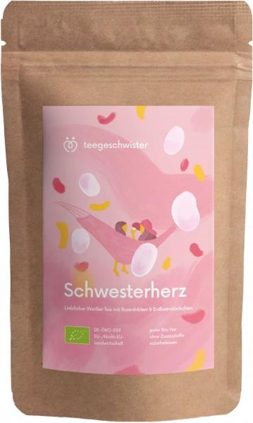 Teegeschwister - Schwesterherz (85 g)
