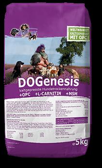 Robert Franz - DOGenesis Hundefutter mit OPC (5 kg)