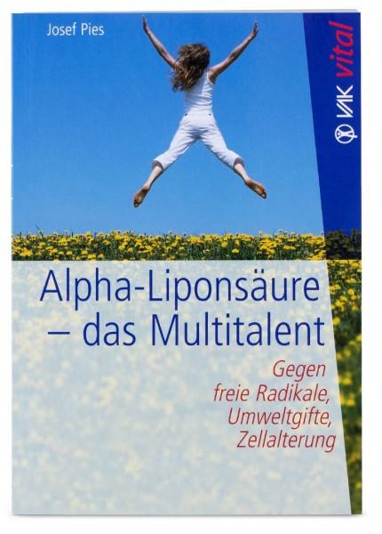 "Josef Pies: ""Alpha-Liponsäure - das Multitalent"""
