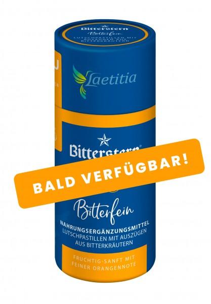 Laetitia - Bitterstern Bitterfein Lutschpastillen (90 g)